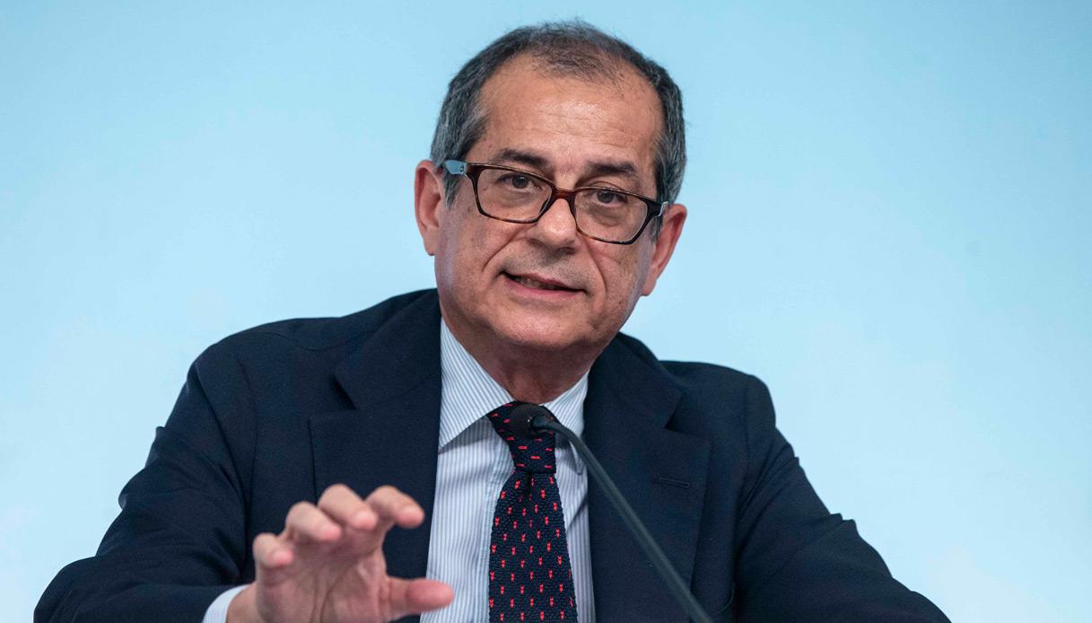 Il ministro Tria vuole una manovra di crescita tenendo d'occhio il deficit