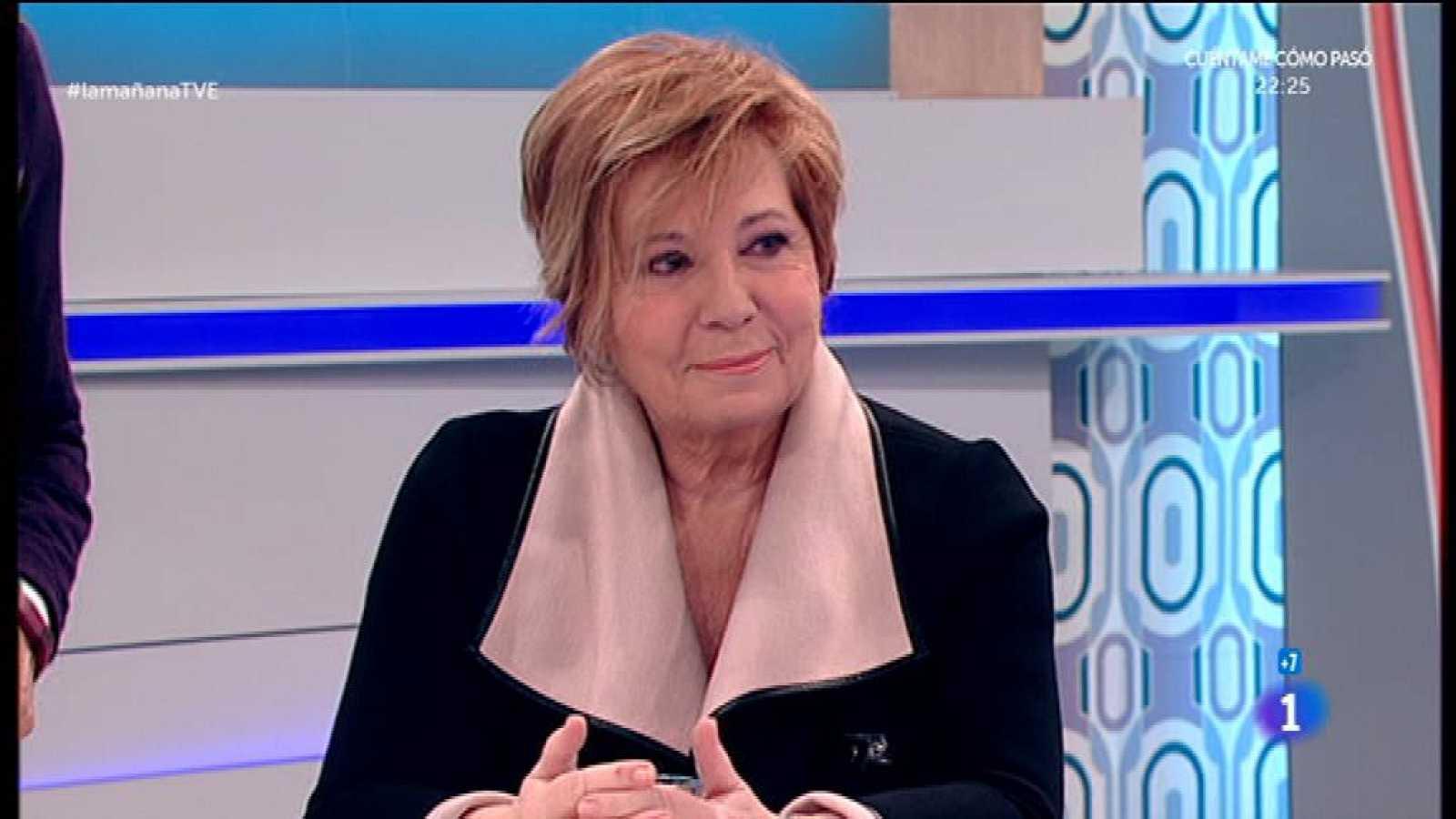 VÍDEO: Celia Villalobos con explicaciones tras ser cazada comprando ropa online