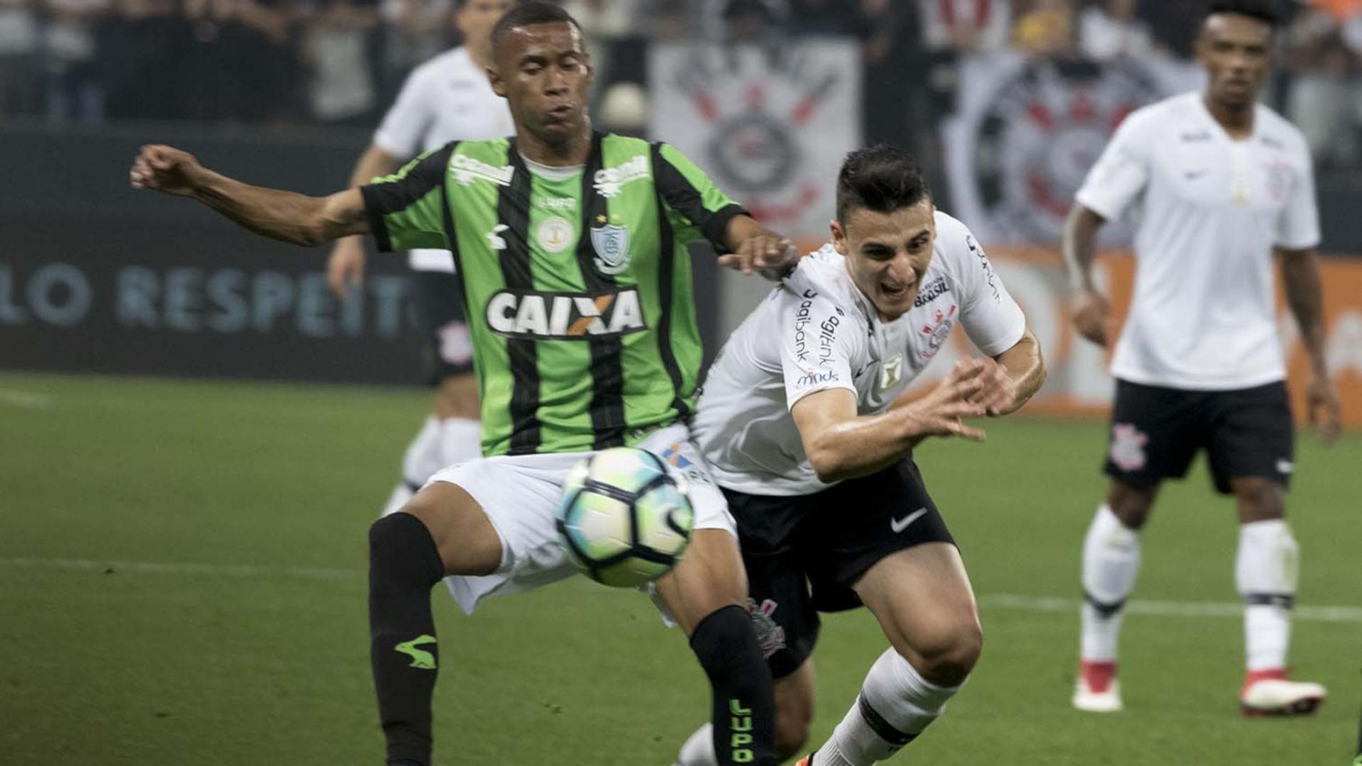 Corinthians visita o América-MG pelo Brasileirão