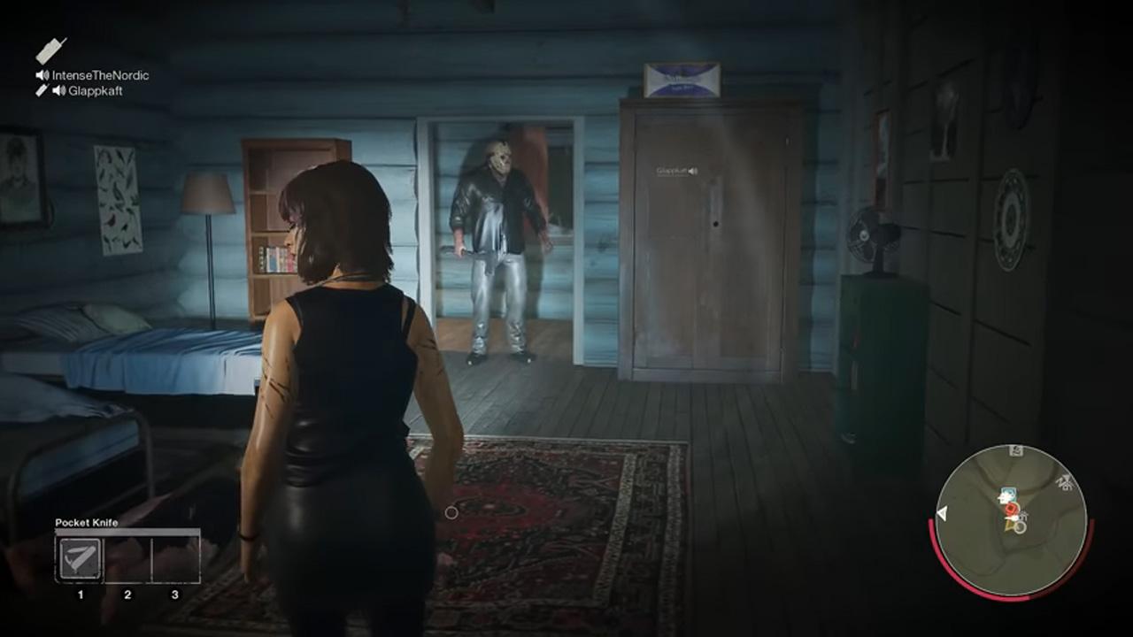 Friday the 13th: The Game coming to the PlayStation Plus