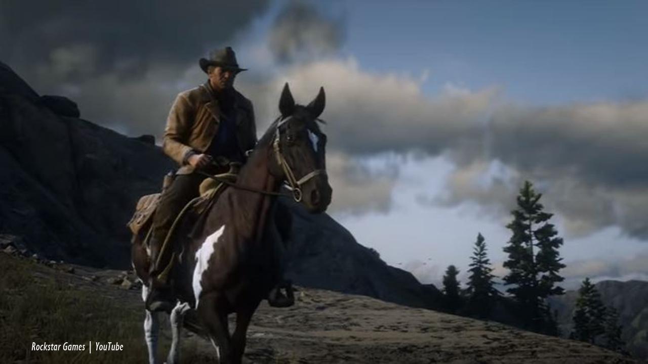 Red Dead Redemption 2 beautiful immersive graphics recreate an era