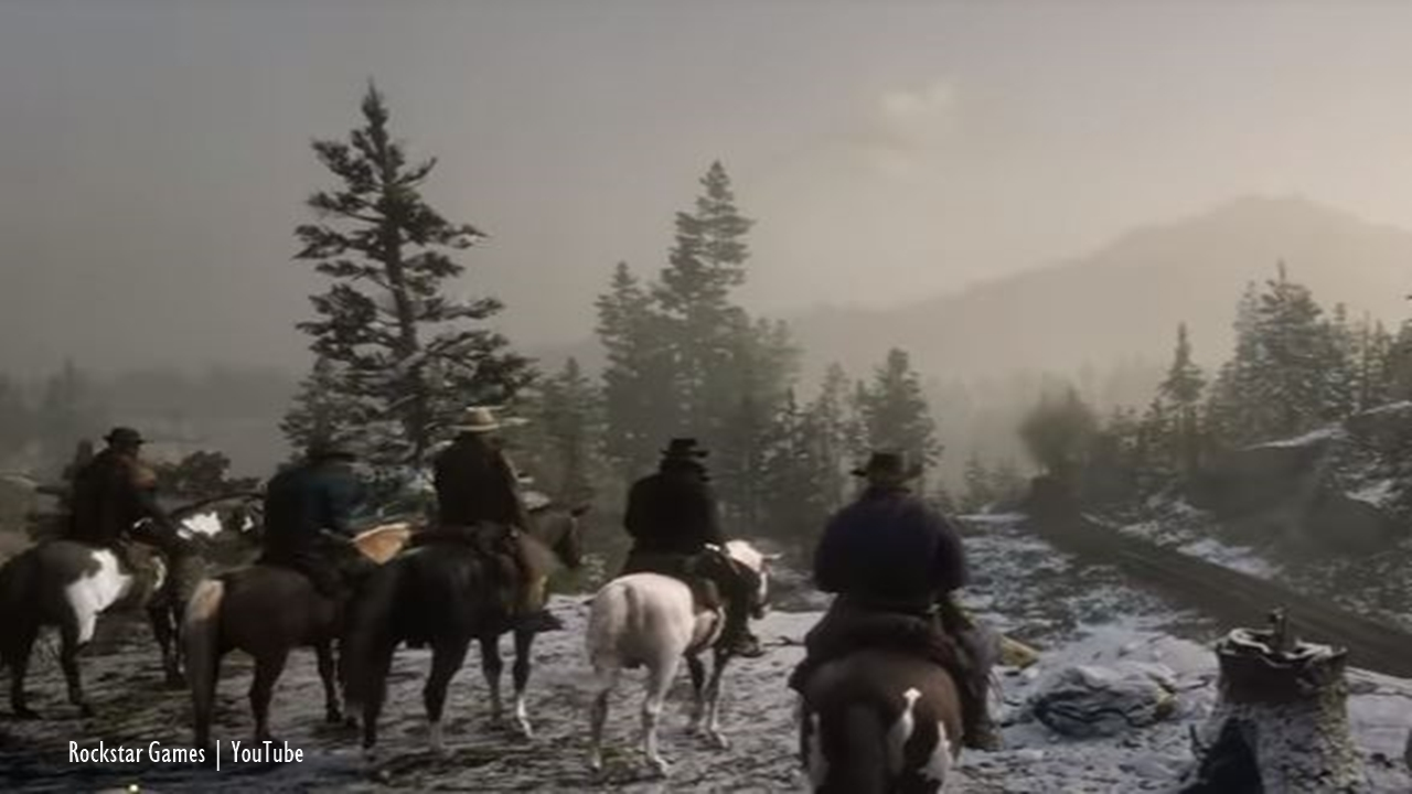 Red Dead Redemption 2 Updates: New Dead Eye system brings more skills to targets