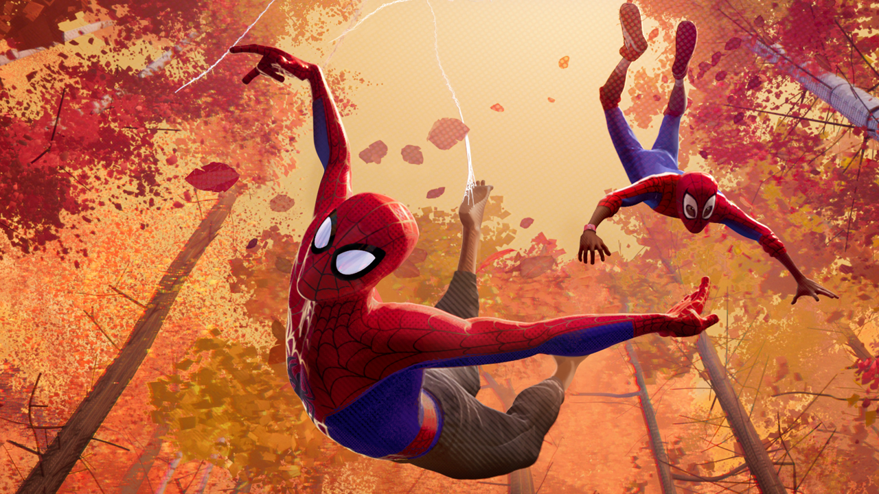 Spider-Man: Into the Spider-Verse new trailer hits