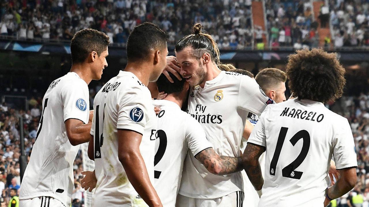 Real Madrid: les 5 tops cette saison