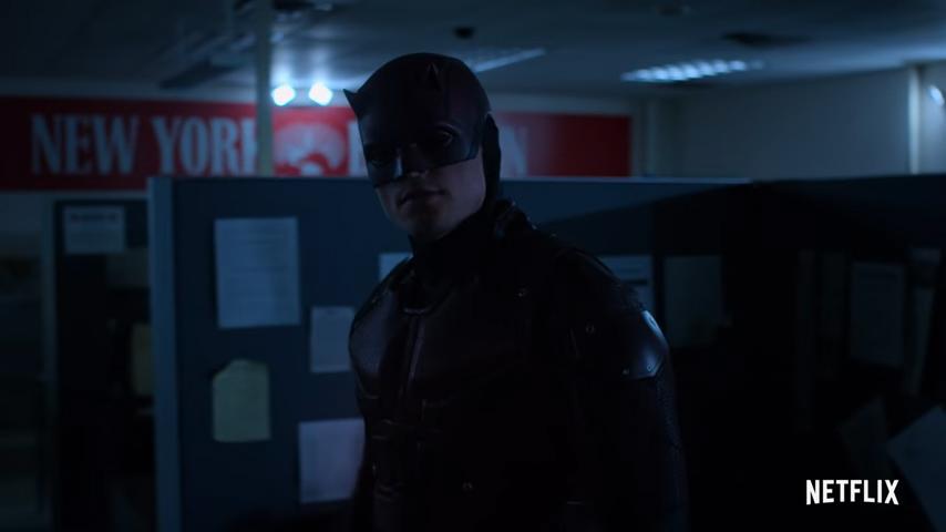 Daredevil season 3 trailer for Netflix hits at New York Comic-Con