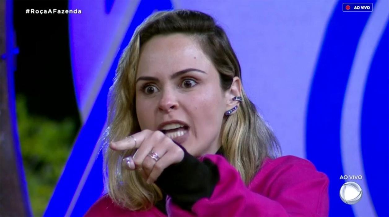 Ana Paula volta a bater boca com Nadja Pessoa