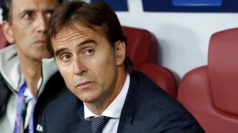 Lopetegui vive su peor semana en el Real Madrid