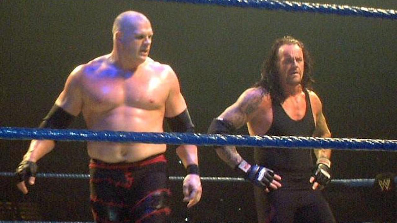 Top 5 results for WWE's Super Showdown in Australia
