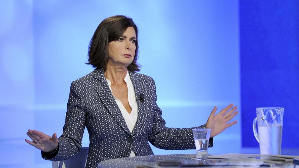 """Laura Boldrini contro il ministro degli interni Salvini: """"si dimetta"""""""