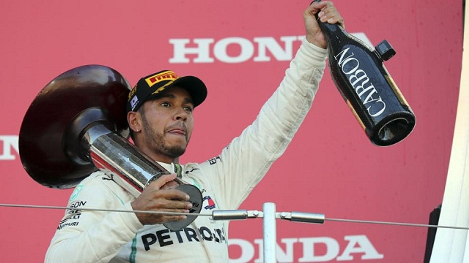 VIDEO: Hamilton imparable va por su quinto Mundial