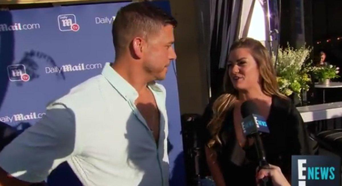 Vanderpump Rules couple Jax Taylor and Brittany Cartwright lock in wedding venue