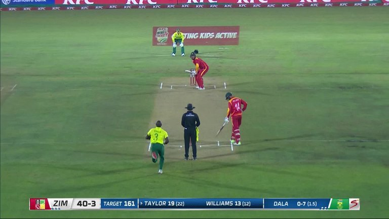 South Africa vs Zimbabwe 2nd T20 live cricket streaming on SuperSport