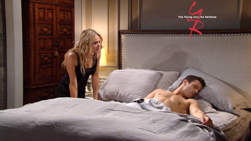 The Young and the Restless Spoilers: Rude Awakenings and Confessions