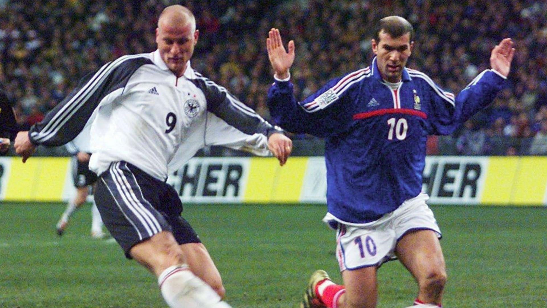 Top 5 des rencontres France - Allemagne