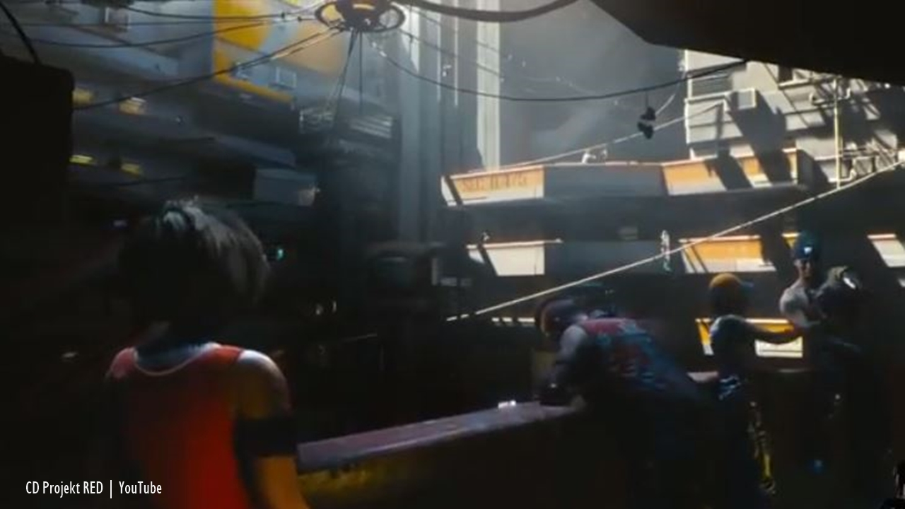 Cyberpunk 2077: PlayStation 4 and Xbox One consoles will handle the game