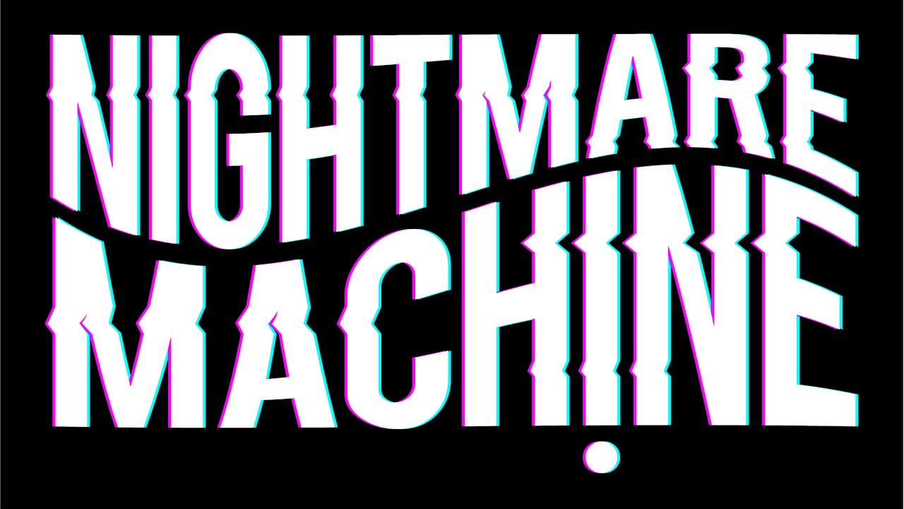 Images from 'The Nightmare Machine'