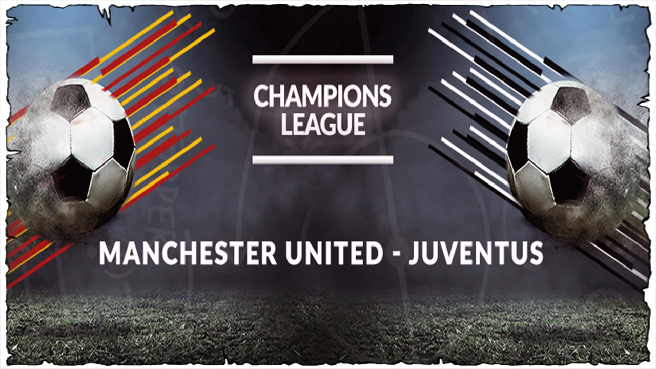 Champions League, Manchester United-Juventus: in diretta su Sky Sport
