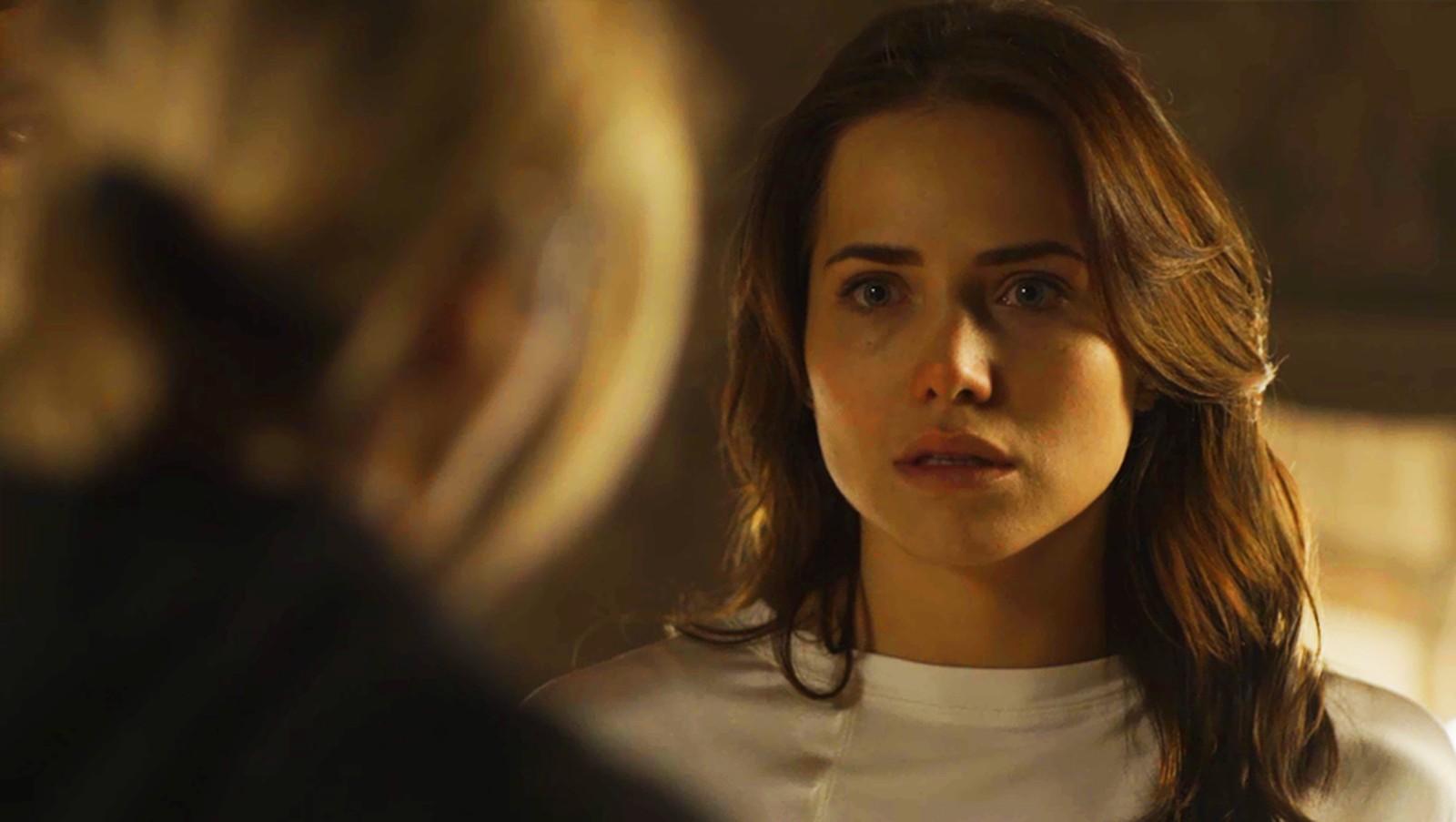 Rosa é a nova aliada de Beto e Luzia para desmascarar Laureta