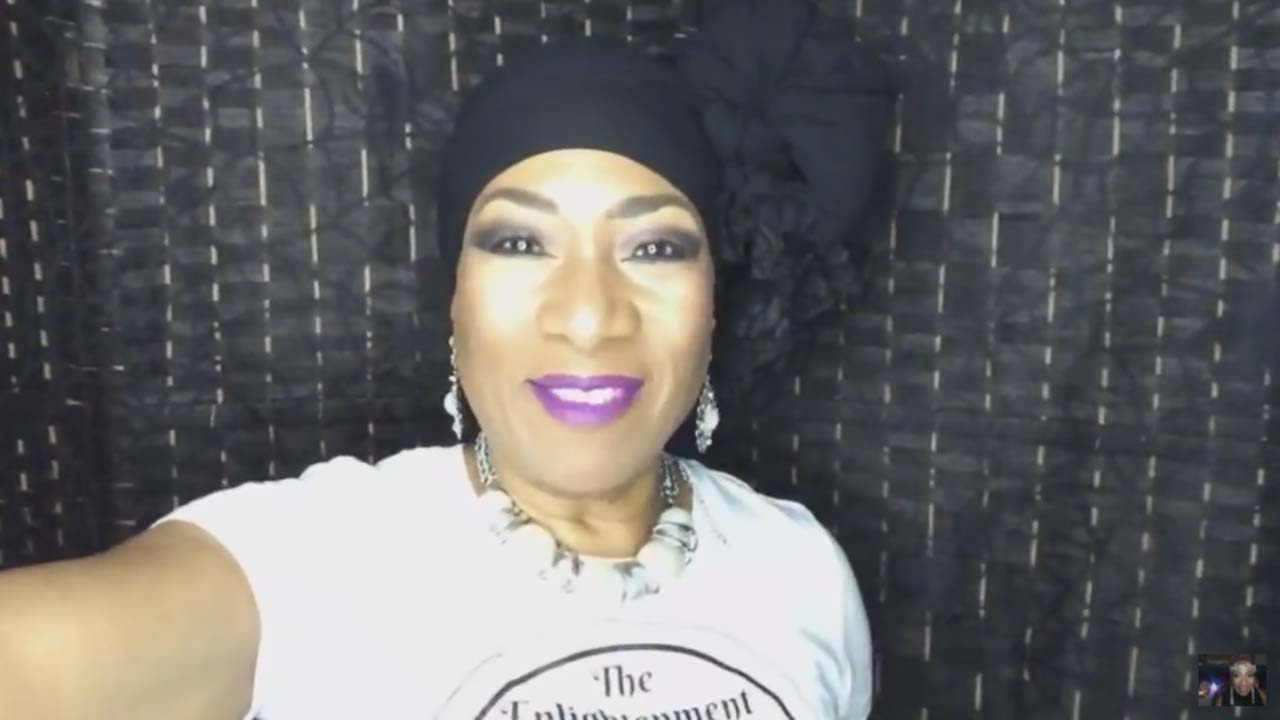 Reverend Valerie Love encourages Christians to practice witchcraft