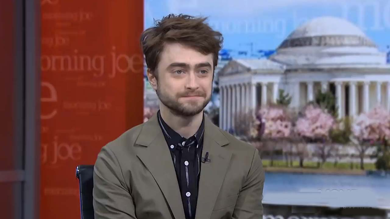 Children no longer recognise Daniel Radcliffe as Harry Potter
