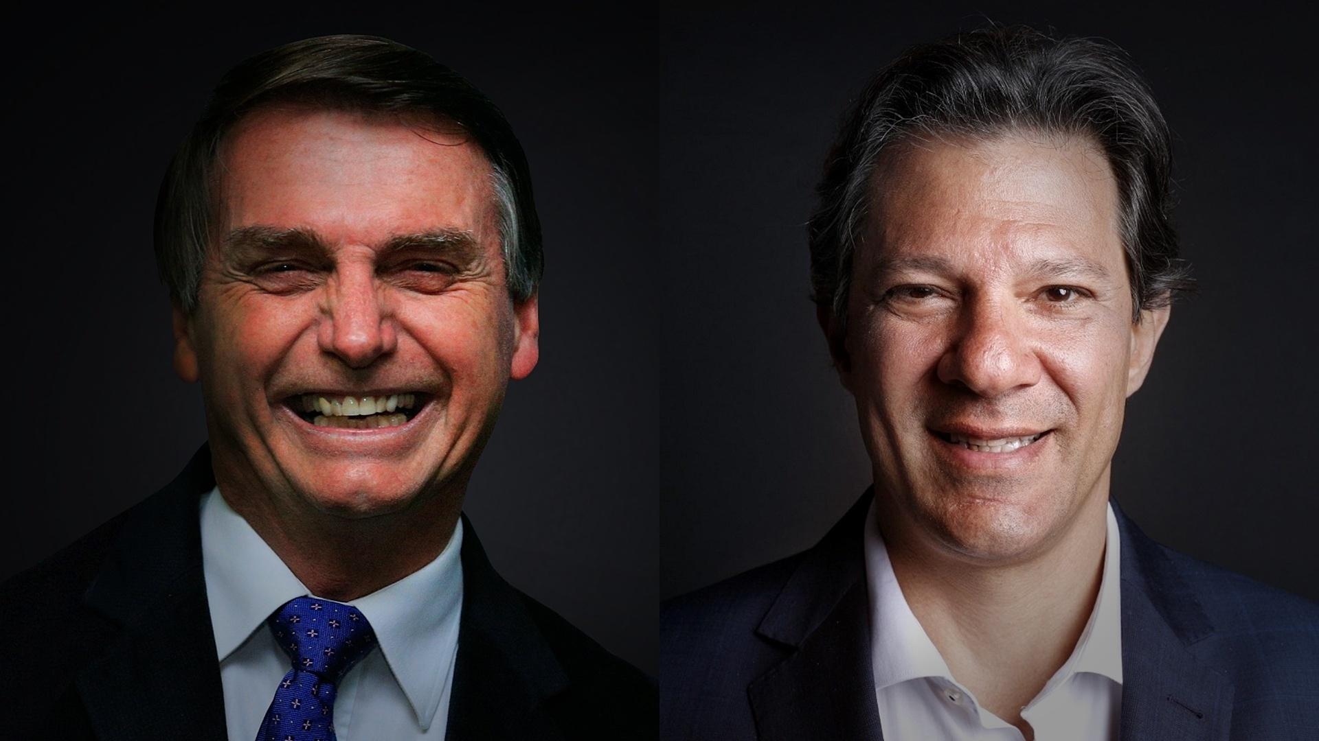 Pesquisa mostra que denuncias não abalaram candidatura de Bolsonaro