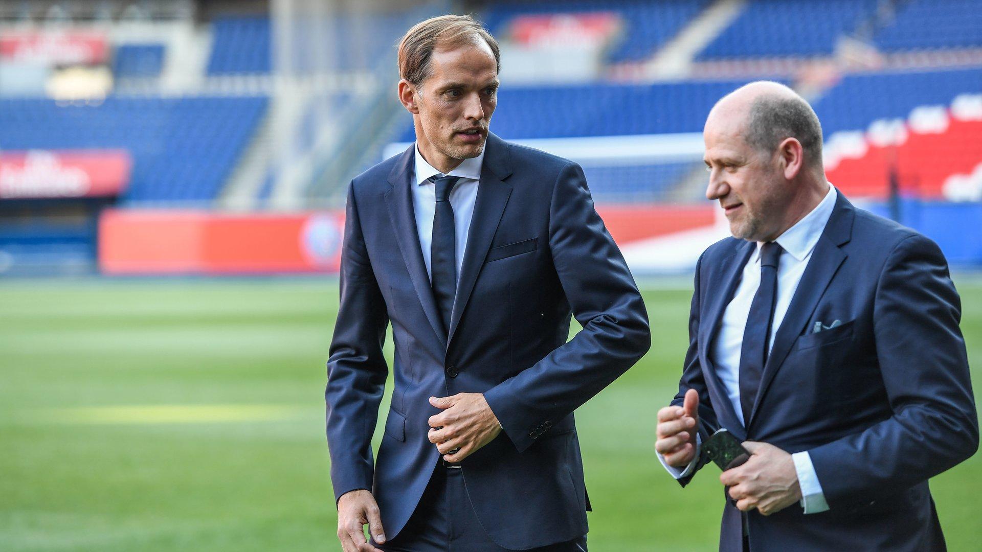 PSG : malaise Henrique-Tuchel et un nouvel ambassadeur bientôt officialisé