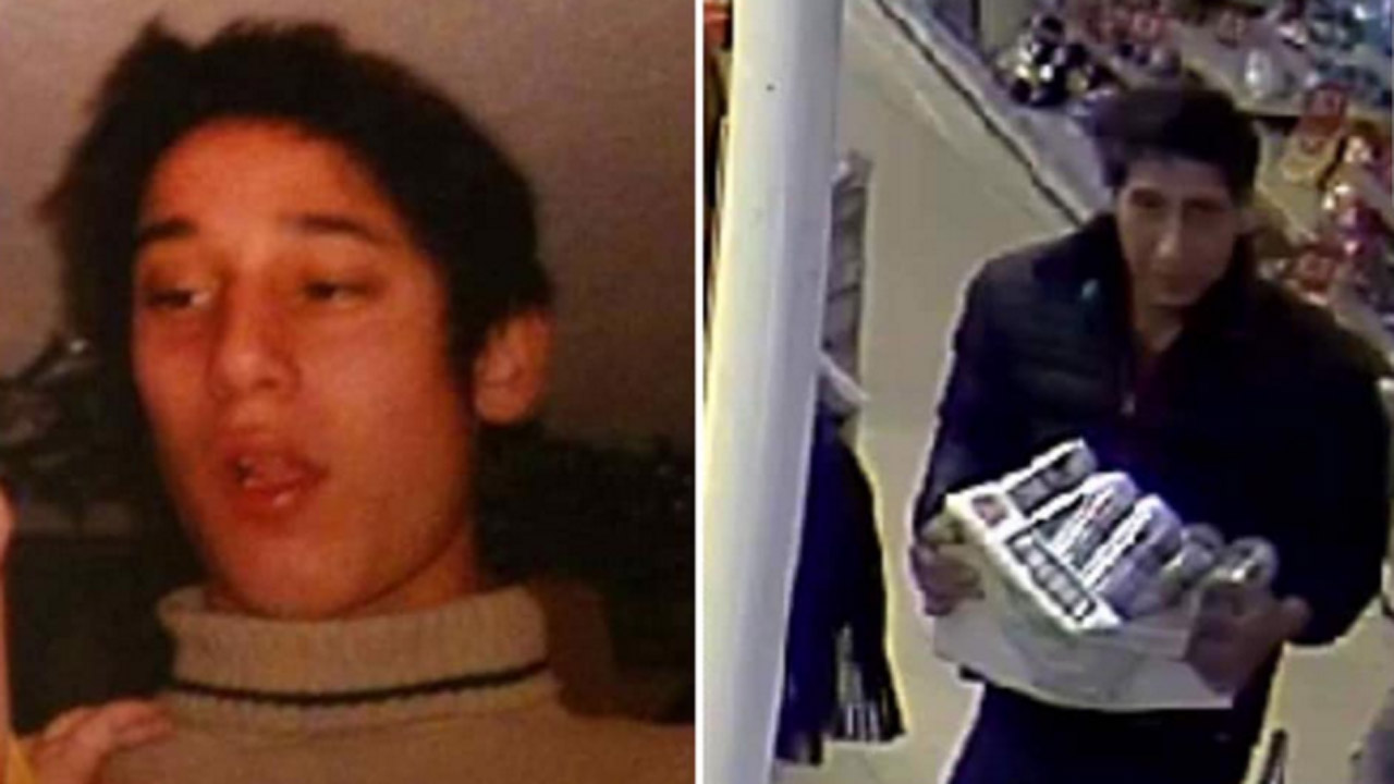 David Schwimmer doppelganger who stole beer has been identified