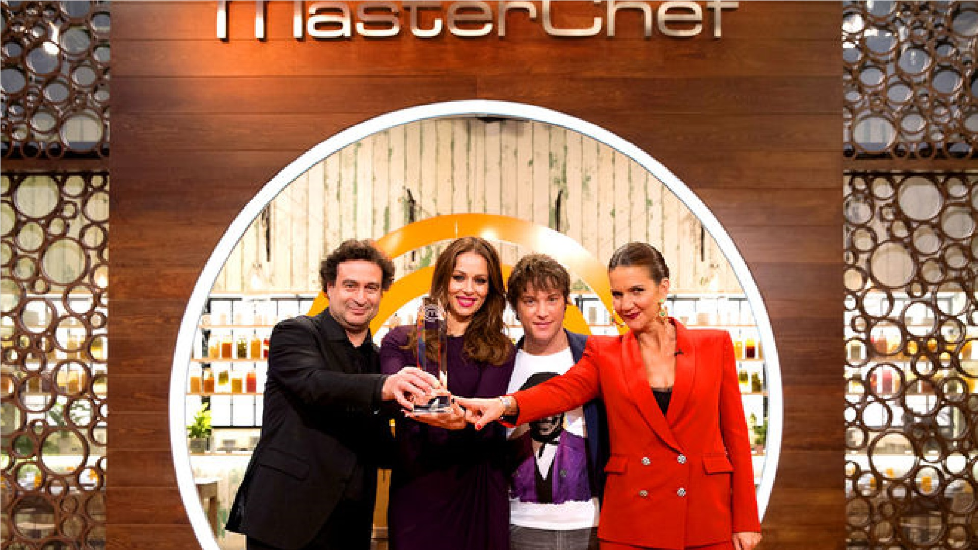 MasterChef Celebrity no tendrá presentador para sustituir a Eva González