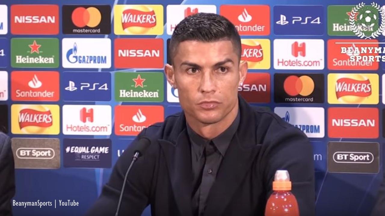 Instagram: Top spot taken by Cristiano Ronaldo