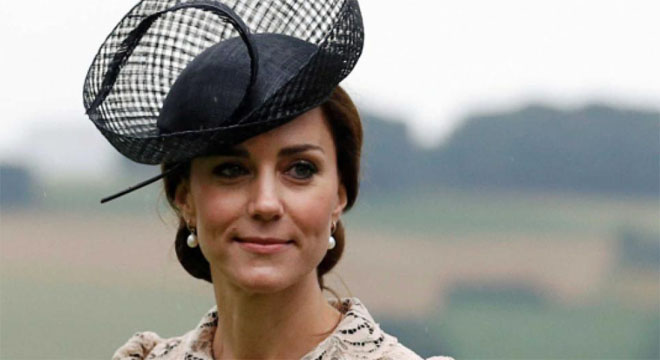 Kate Middleton  recebe cartas de parentes que participaram da 1ª Guerra Mundial