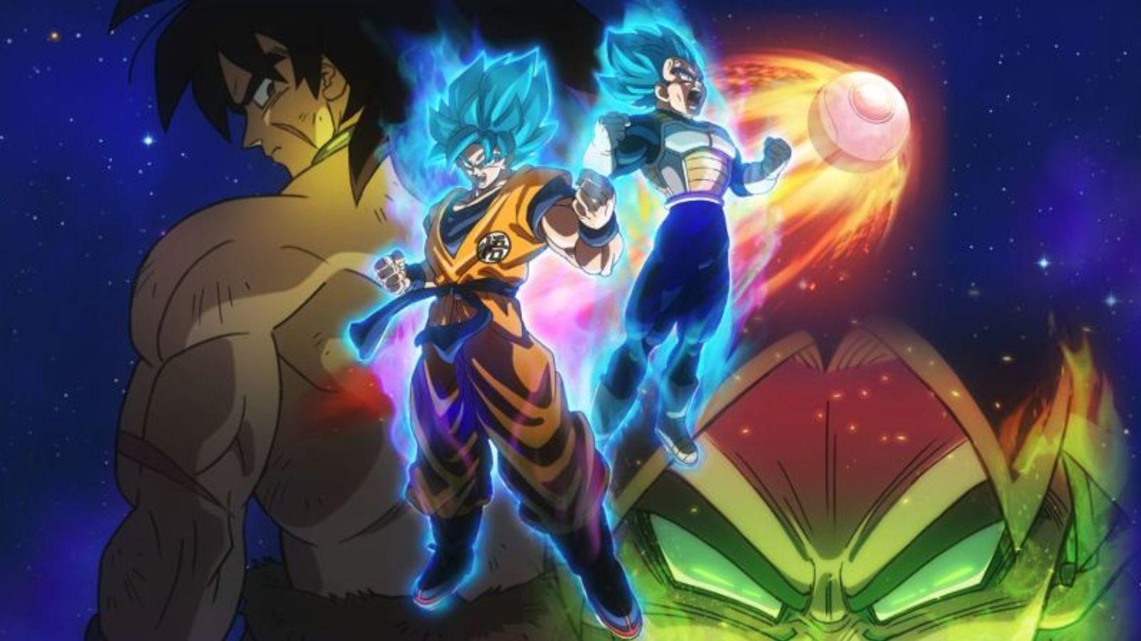 Dragon Ball Super: Broly contará con la aparición de Raditz, Nappa y Gine