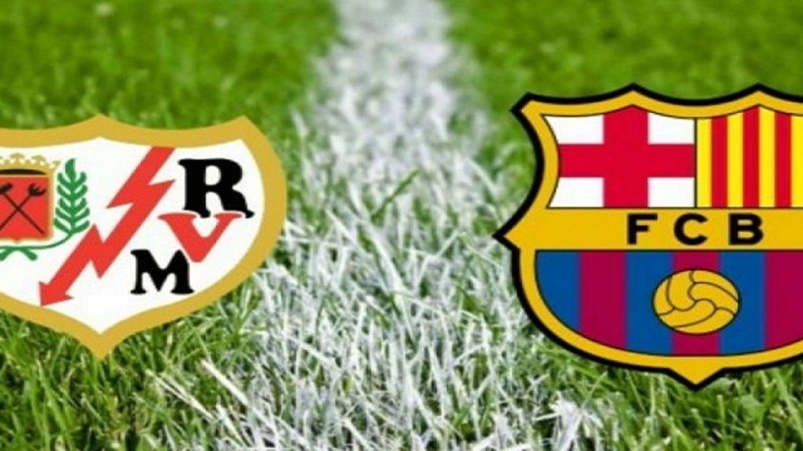 VIDEO: Batalla campal entre ultras del Barça y del Rayo Vallecano