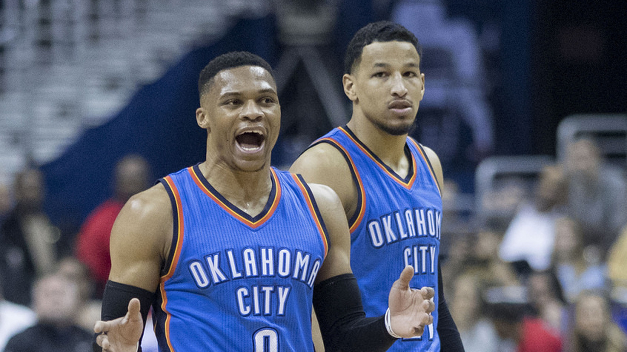 Russell Westbrook wins player of the week honors in the NBA this past week