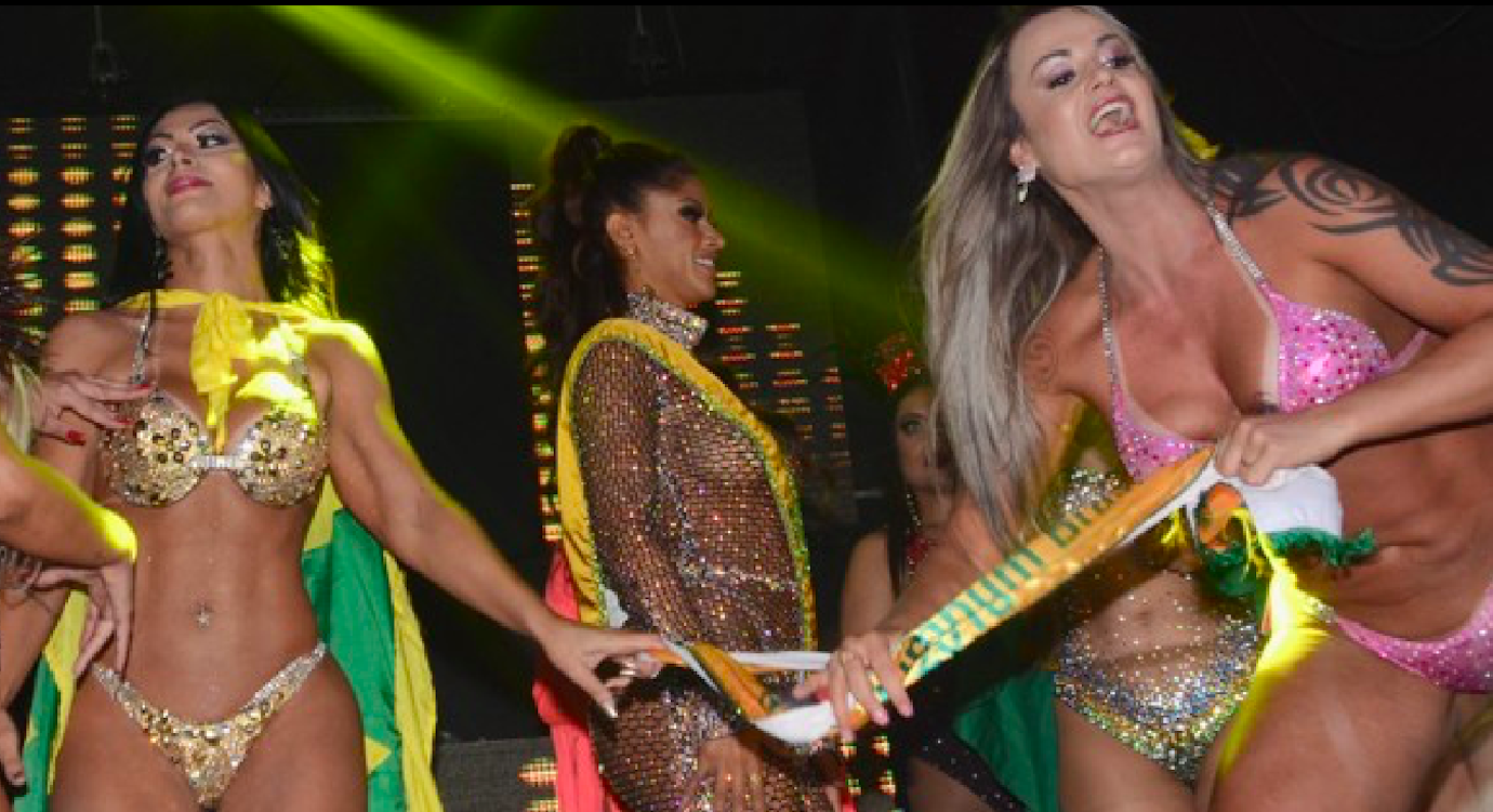 Evento Miss Bumbum 2018 termina em barraco entre participantes
