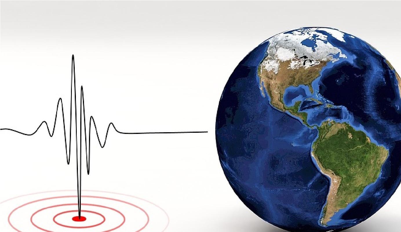 Provincia di Rieti: scossa 3.4 Richter avvertita dalla popolazione