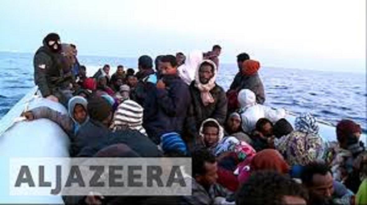 Traite et esclavage sur les migrants africains en Lybie