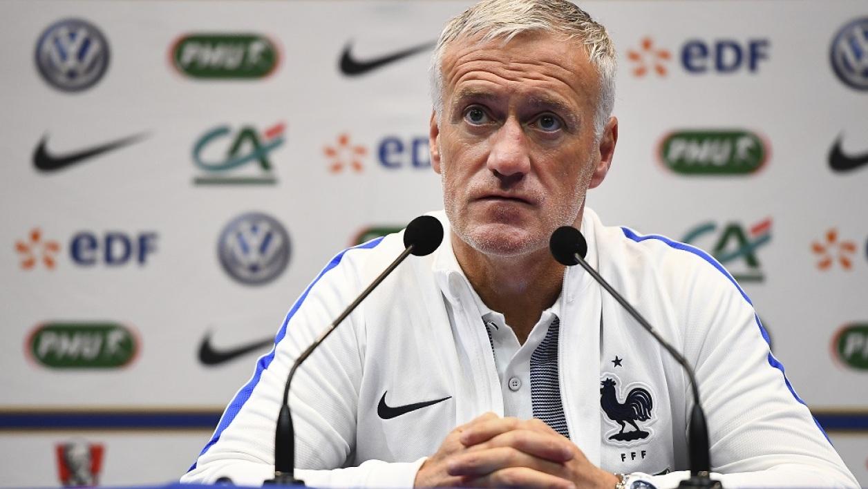 Didier Deschamps rappelle Anthony Martial