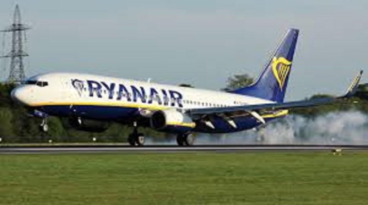 L'administration française fait saisir un avion Ryanair à Bordeaux