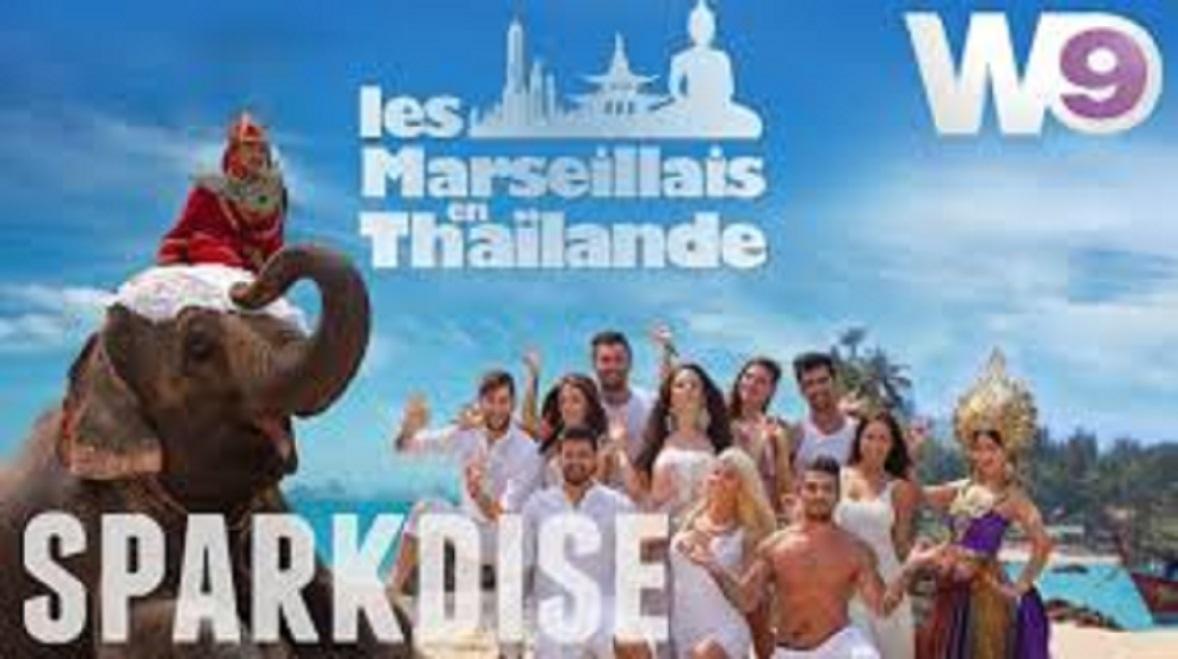 Une partie du casting des Marseillais en Thaïlande vu à Hong-Kong