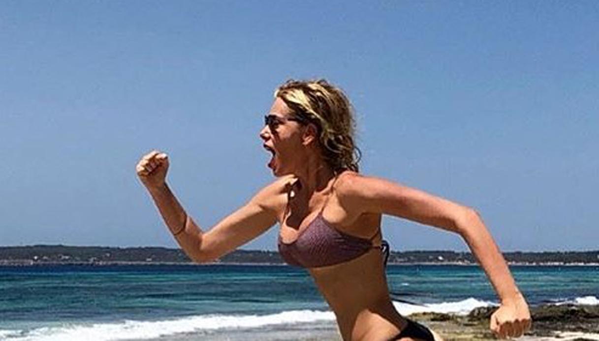 Il viaggio da sogno a Dubai per il compleanno di Alessia Marcuzzi