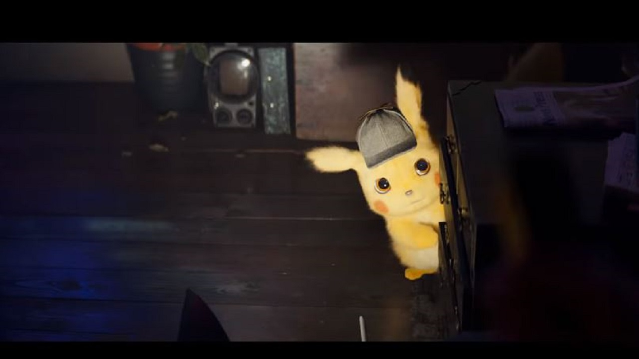 Detective Pikachu: First trailer released