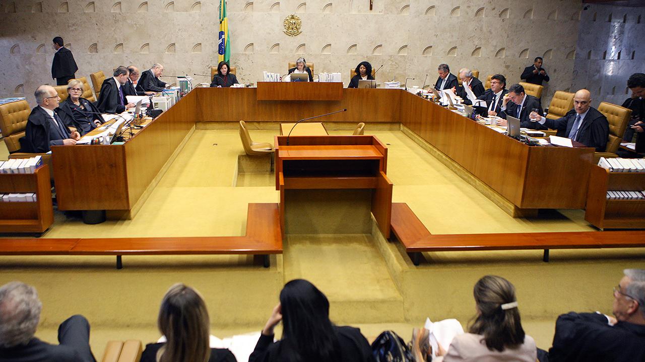 STF manda ação contra Dilma e Lula para Brasília