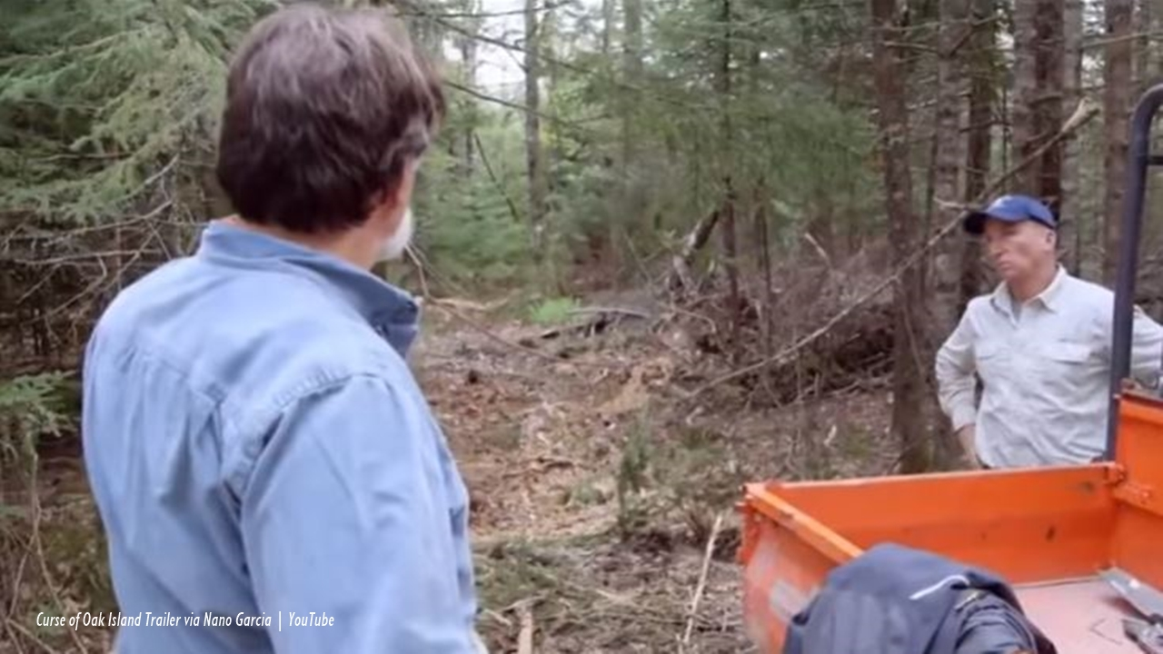 The Curse of Oak Island: Gary finds gold in season 6