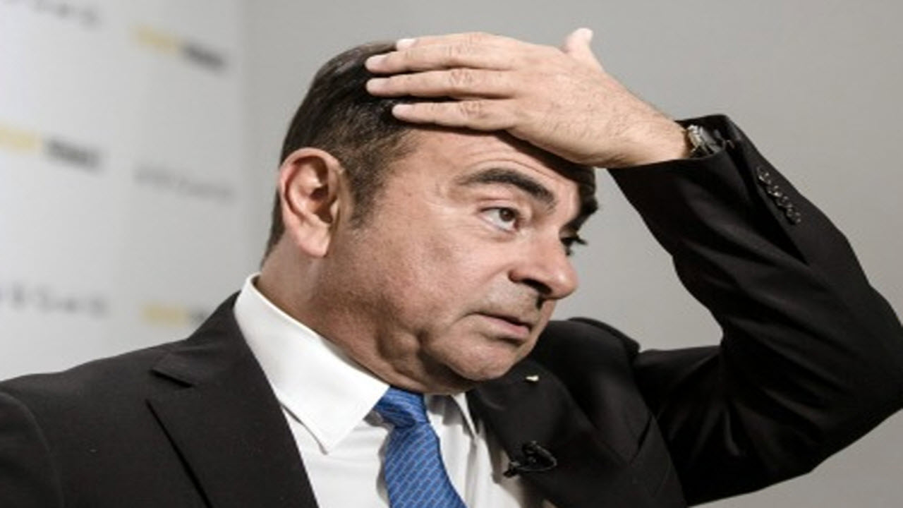 Carlos Ghosn, top-manager Renaul-Nissan arrestato per falso su bilanci