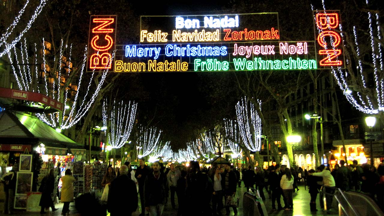 5 markets and events to enjoy in Barcelona this Christmas