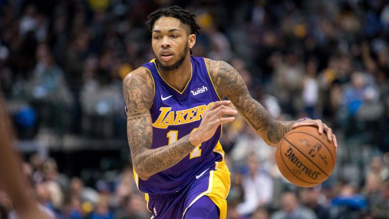 Los Angeles Lakers: Point guard Brandon Ingram makes a return