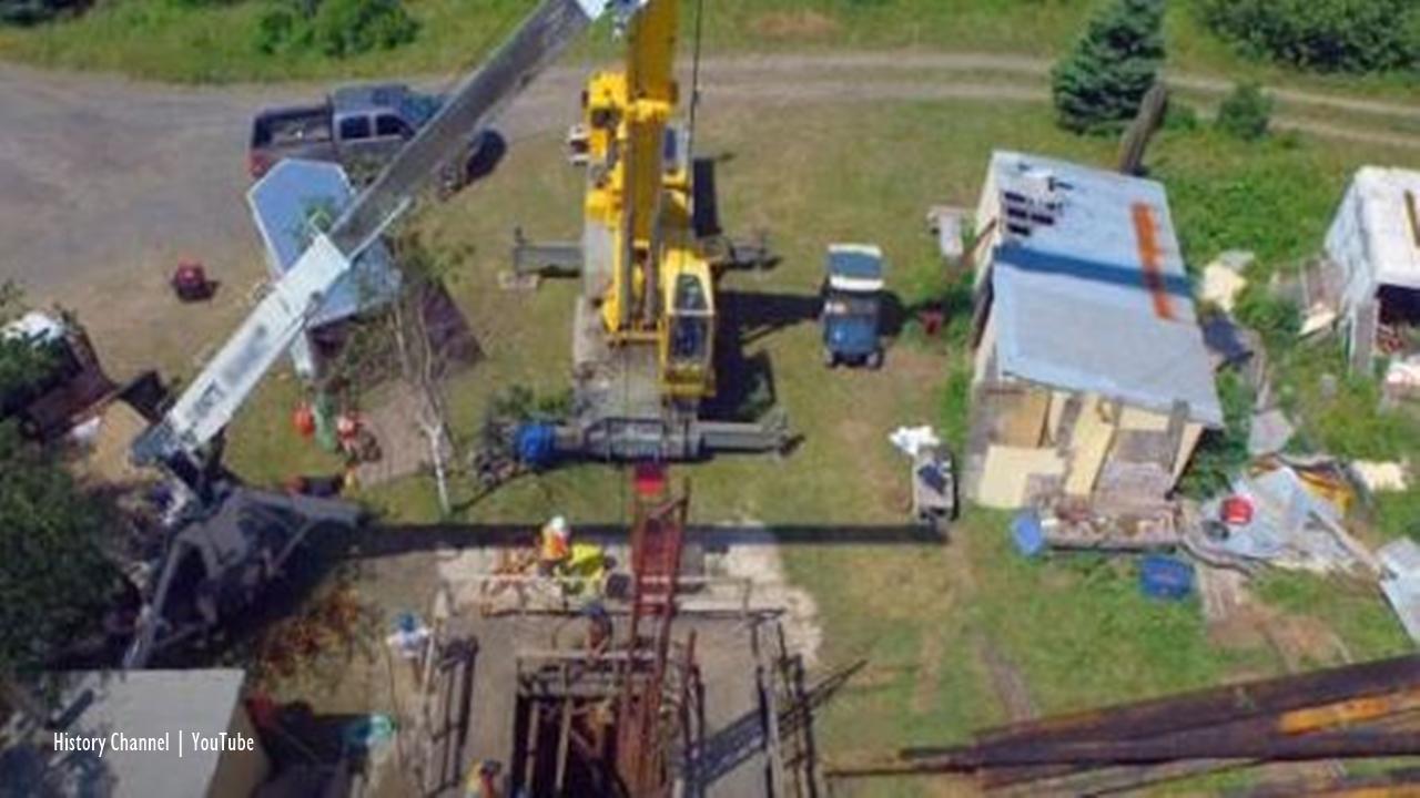 Image result for h8 shaft oak island