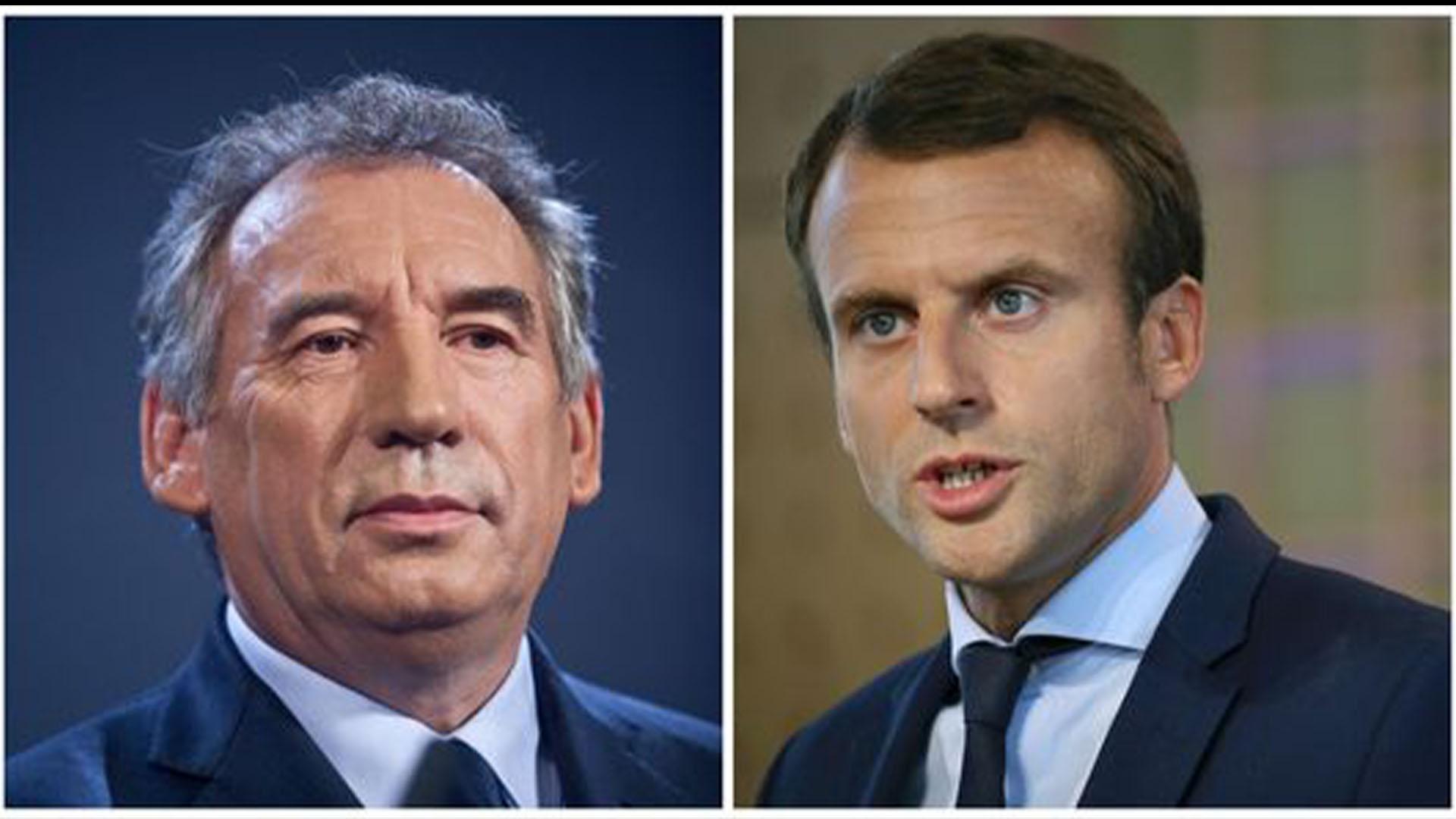 François Bayrou met en garde Emmanuel Macron de la situation