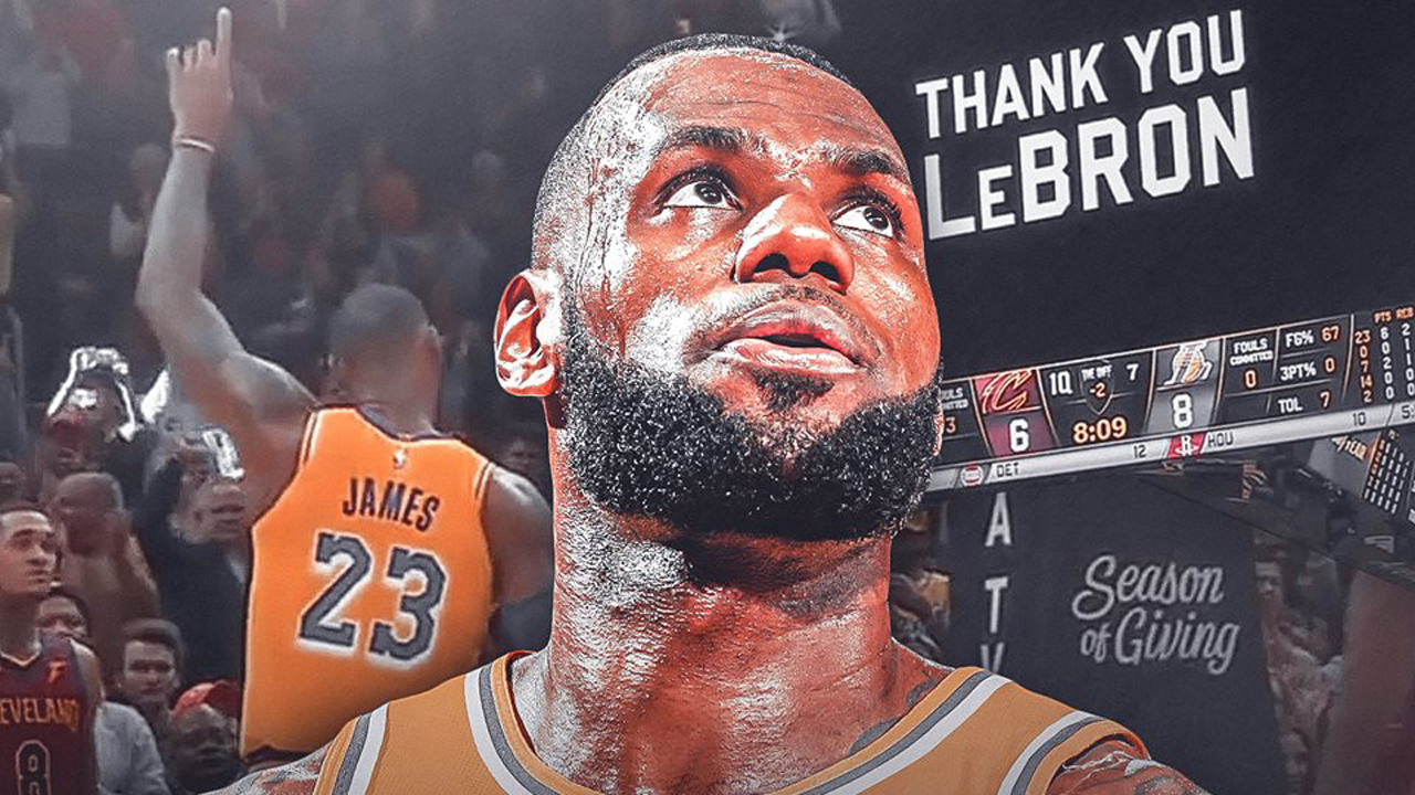 LeBron James talks about Cavs fans after big return to city