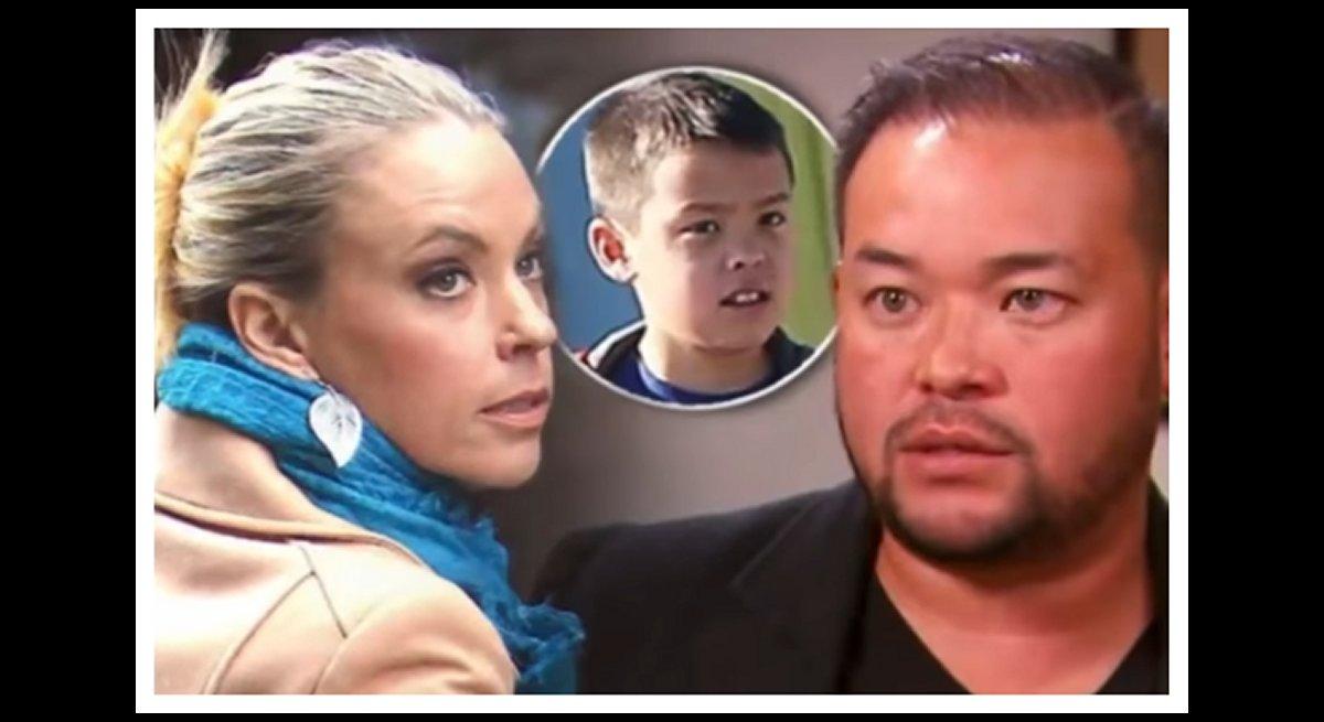 Jon, Kate Gosselin going to court for custody fight over son Collin